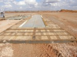 Fabricate custom track for your substructure width