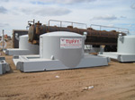 Tuffy Oil Rig Storm Shelter
